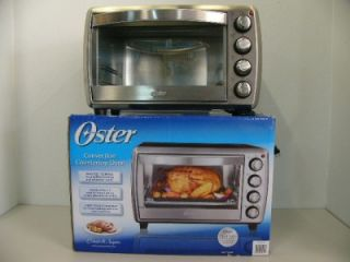 Oster Convection Countertop Toaster Oven TSSTTVCGO1