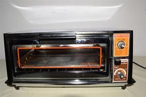 70s 80s Vtg GE Bake 'N Broil Toast R Oven Toaster Oven General Electric A53126