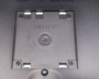 "Qty Dell 1901FP 19"" UltraSharp LCD TFT Monitor Stand VGA DVI USB Tested"