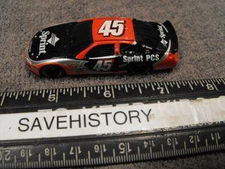 Adam Petty 45 Sprint Pcs NASCAR Racing Car