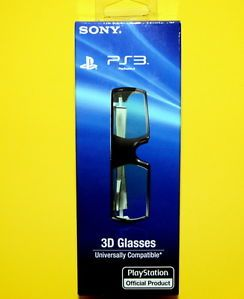 Sony PlayStation Universal 3D Glasses CECH ZEG1U