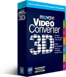 Movavi 3D Video Converter Software 2D HD to 3D New Ver