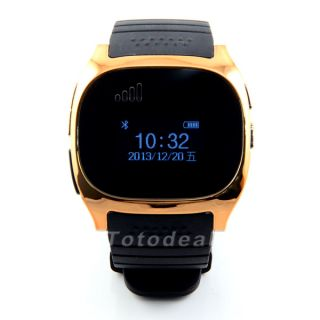 Bluetooth 3 0 LCD Display Wrist Watch Synchronize Phone Android 2 3 Smart Watch
