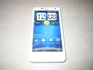 HTC Vivid White 4G LTE Dummy Fake Phone