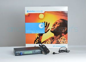 Sennheiser in Ear Wireless Monitor G2 Set EW 300 IEM for DJ's Musicians