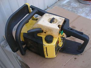 McCulloch Pro Mac 610 Chainsaw Solid State Ign Runs Timberbear Ref 55