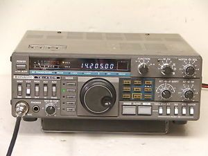 Kenwood TS 430s Solid State HF Transceiver Very Nice