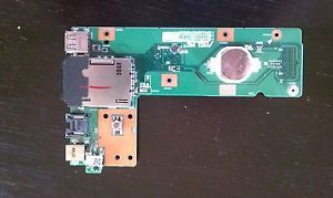 Asus K52J Power Jack and USB Board 60 NXMDC1000 C01