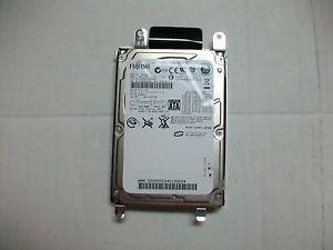 Genuine Sony Vaio VGN FE880E Fujitsu 160GB MHV2160BT SATA Hard Drive Caddy 102646023150