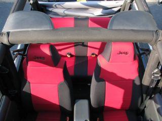Jeep Wrangler TJ 2005 Coverking Neoprene Seat Covers