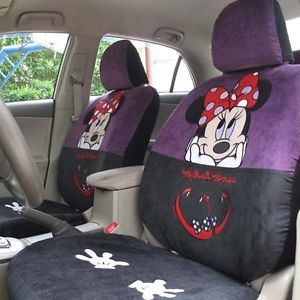 New Minnie Mouse Car Seat Covers H010