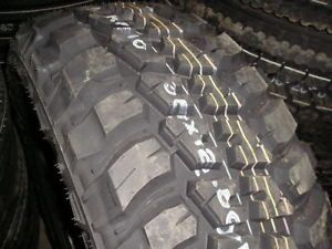 4 Tires Federal 35x12 50R17 Mud Terrain Truck Tires 35125017 Off Road