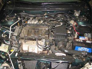 2000 Mazda 626 Engine Motor 2 0L Vin C 2019144