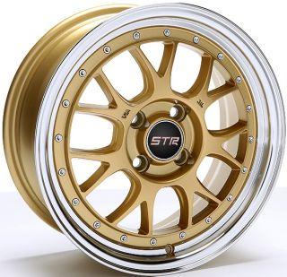 "18"" Str 612 5x120 Black Machined Wheel Fit BMW E46 E90 323 325 328 330 335xi"