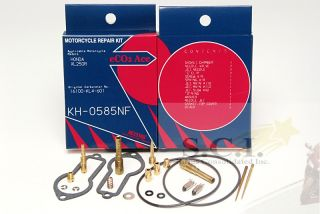 Honda XL250R XL250 R Keyster Carb Kit 1984 1985
