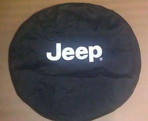 2002 2007 Mopar Jeep Liberty Spare Tire Cover 82203732AC
