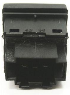 Door Lock Switch 93 99 VW Jetta Golf GTI Cabrio MK3 Dash Button Genuine OE