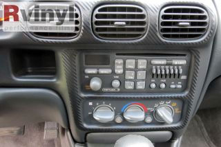 Dash Kit Decal Auto Interior Trim Pontiac Grand Prix 1997 2003