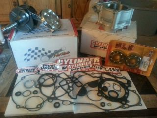 Brand New Yamaha YFZ 450 Big Bore Kit Complete 2004 2008 478cc
