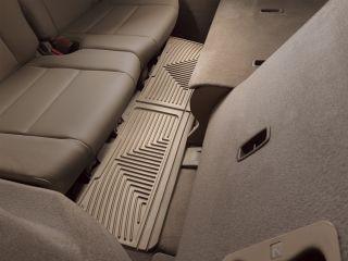 Weathertech All Weather Floor Mats Acura MDX Tan - Acura mdx floor mats