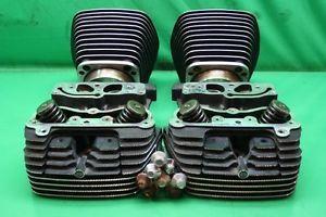 04 Harley Davidson Twin Cam 95CI Bored Diamond Cut Cylinder Heads Jugs Pistons
