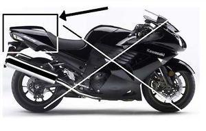 Kawasaki Ninja zx14 Seat Cover Cowl ZX1400 Black