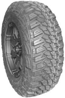 4 New Lt 285 70 17 Summit Mud Hog Truck Tires 70R17 R17 Load Range E 2857017 M T