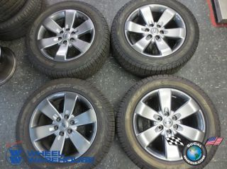 """10 13 Ford F150 FX2 Factory 20"""" Wheels Tires Rims Expedition 3833 275 55 20"""