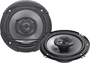 "Clarion SRG1622R 6 5"" 2 Way Good Series Coaxial Car Speakers"