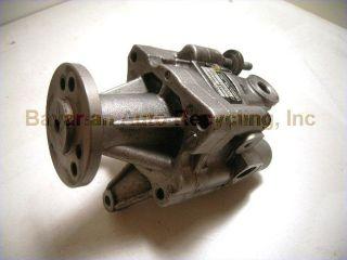 Steering Power Steering Pump 2001 2002 BMW x5 4 6IS SAV E53 OEM 32411096434