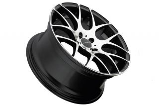 "18"" Volkswagen GTI Avant Garde M310 Gunmetal Concave Wheels Rims"
