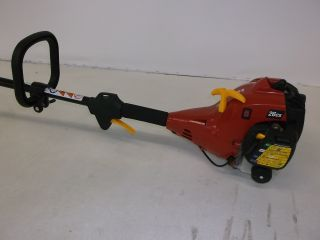Homelite 2 Cycle 26cc Curved Shaft Gas Trimmer Weed Eater Weed Wacker UT32605