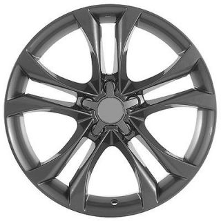 18 inch Grey Audi Wheels Rims Fit Audi A4 A6 A8 S4 S6 S8 TT TTS