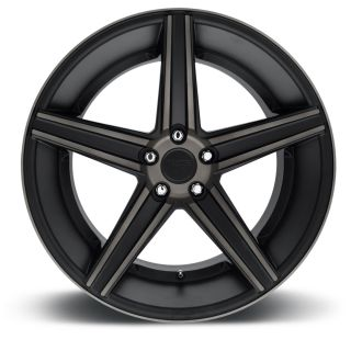 """20"""" Niche Apex Black Machined Concave Wheels Rims for Ford Mustang"""