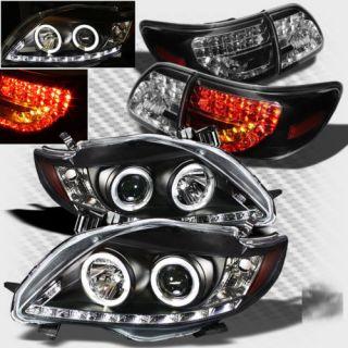 Toyota Corolla LED Tail Lights