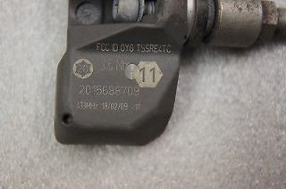 BMW Factory TPMS Tire Monitor Sensor 6781847 02