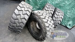 4 Great Goodyear Super Terra Grip 29x12 50 Truck Tires