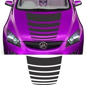 "Vinyl Graphics Decal Sticker Racing Hood Stripe 30"" Car Boat Auto Truck 6STP16"