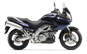 Suzuki DL1000K4 V Strom Service Manual Parts List Wiring Diagram