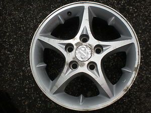 "Enkei Toyota Camry Rim Wheel Alloy Used Original Dealer Option Wheel 15"""