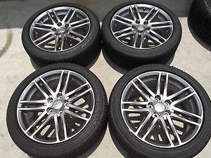 """18"""" Scion TC Factory Wheels Tires Rims XB Toyo 69599A"""