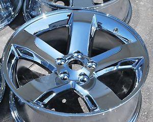 "Dodge Challenger 18"" 2009 2010 2011 2012 Chrome Wheels Rims Exchange Sale"
