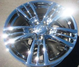"4 New 17"" Factory Infiniti G37 Chrome Wheels Rims G35 Maxima M35 Q45 73724"