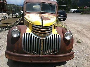 1941 1946 Chevrolet Truck for Parts
