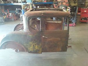 31 1931 Chevrolet Chevy 5 Window Coupe Parts Car Project Rat Rod Ratrod