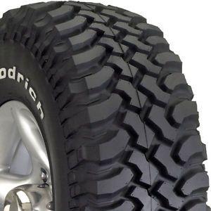 1 New LT255 75 17 BF Goodrich BFG Mud Terrain T A KM 75R R17 Tire LR C