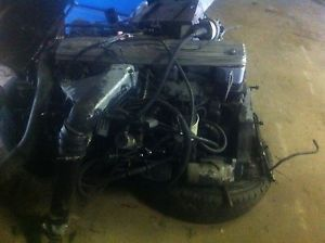 96 Dodge Cummins Diesel Engine 5 9 6BT P Pump 12 Valve Motor