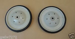 Murray Pair Vintage Pedal Car Wheels Tires 1960's Original Complete