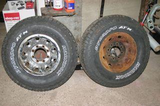 265/75R16 Mud Tires