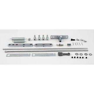 New Edelbrock 1033 Triple 94 Carb Carburetor Progressive Throttle Linkage Kit